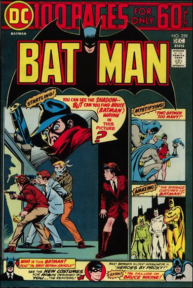 Batman (1940) 259-A by DC