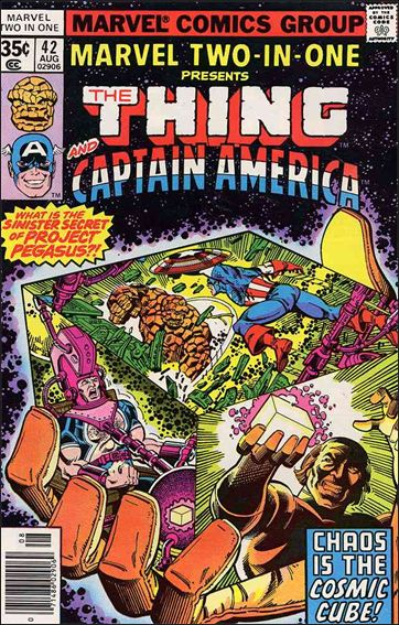 Marvel Two-in-One (1974) 42-A by Marvel
