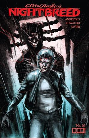Clive Barker's Nightbreed 7-A