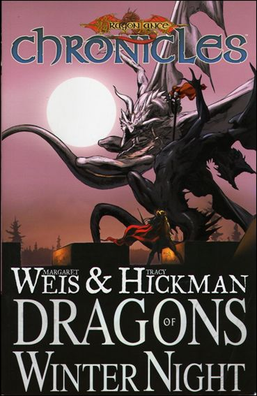 Dragonlance Chronicles: Dragons of Winter Night 1-A by Devil's Due
