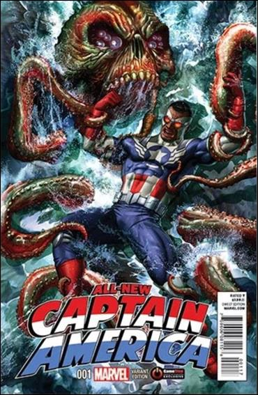 All New Captain America 1 J Jan 2015 Comic Book By Marvel