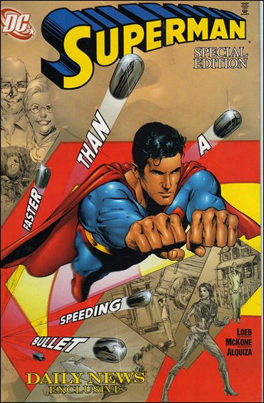 Superman (1987) 151-B by DC