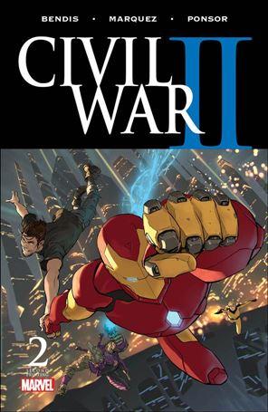 Civil War II 2-F