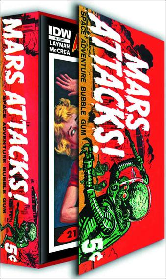 Mars Attacks Boxed Set Set-A by IDW