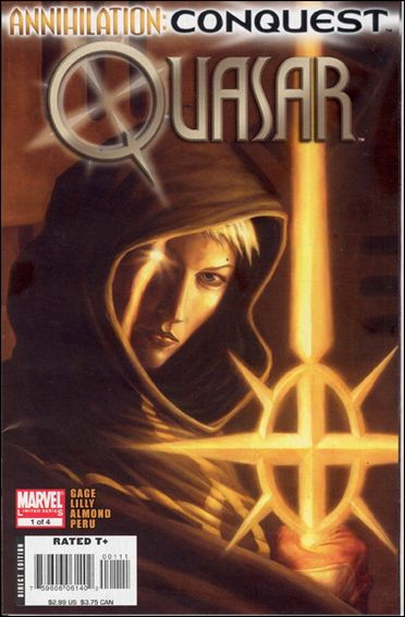 Annihilation: Conquest - Quasar 1-A by Marvel