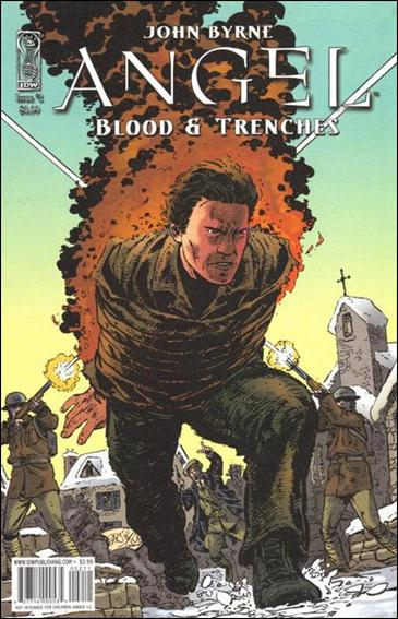 Angel: Blood & Trenches 2-A by IDW