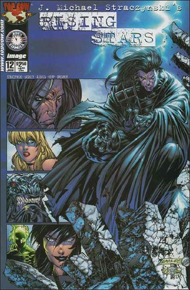 Rising Stars 12-A by Top Cow