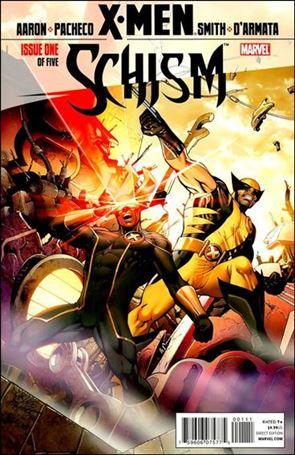 X-Men: Schism 1-A