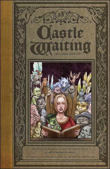 Castle Waiting (2006) 18-A by Fantagraphics