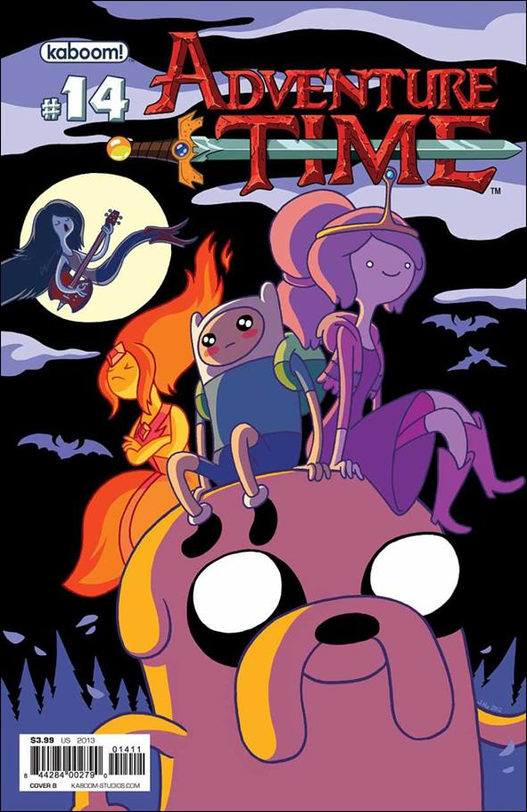 Adventure Time 14-B by Kaboom!