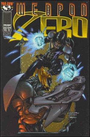 Weapon Zero (1996) 13-A by Image