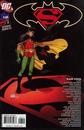 Superman/Batman 26-B