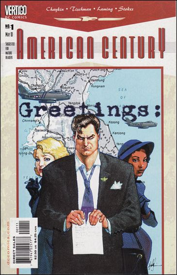 American Century 1-A by Vertigo