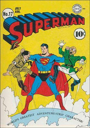 Superman (1939) 17-A