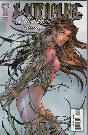 Witchblade Collected Edition 1-B by Top Cow