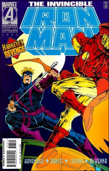Iron Man (1968) 323-A by Marvel
