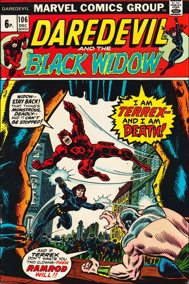 Daredevil (1964) 106-B by Marvel