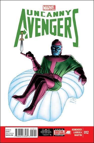 Uncanny Avengers (2012) 12-A by Marvel