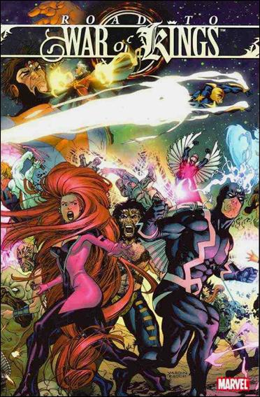 War of Kings: Road to War of Kings nn-A by Marvel
