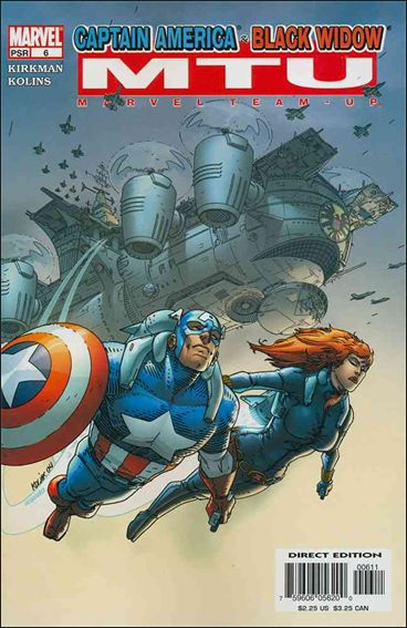 Marvel Team-Up (2005) 6-A by Marvel