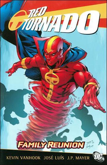 Red Tornado: Family Reunion nn-A by DC