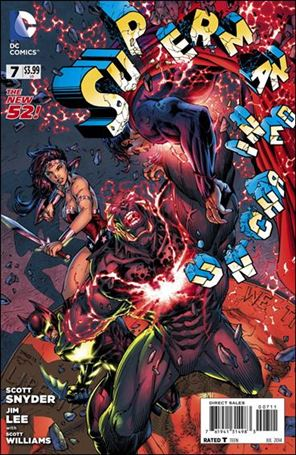 Superman Unchained 7-A