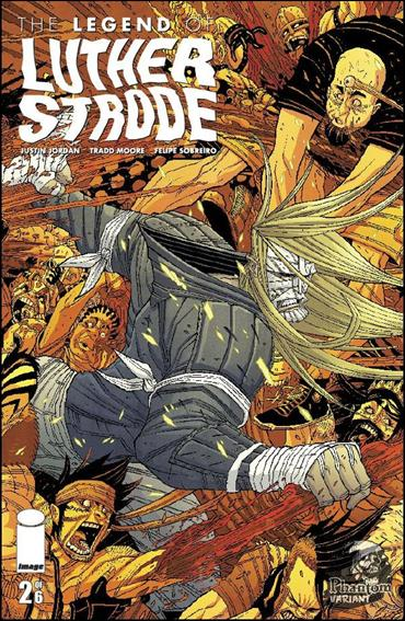 Legend of Luther Strode 2-B by Image