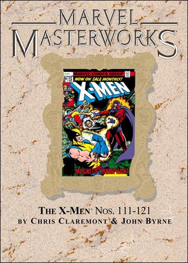 Marvel Masterworks: The Uncanny X-Men 3-B by Marvel