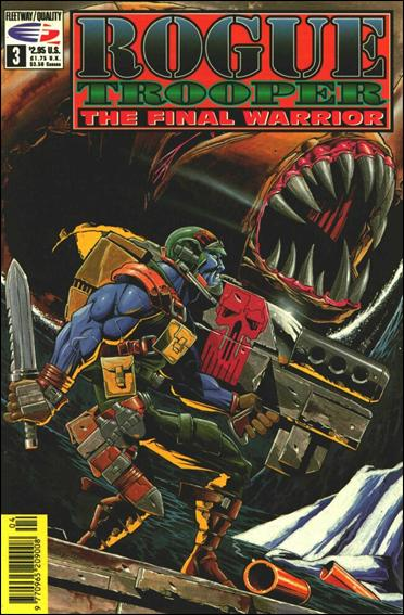 Rogue Trooper The Final Warrior 3-A by Fleetway Quality