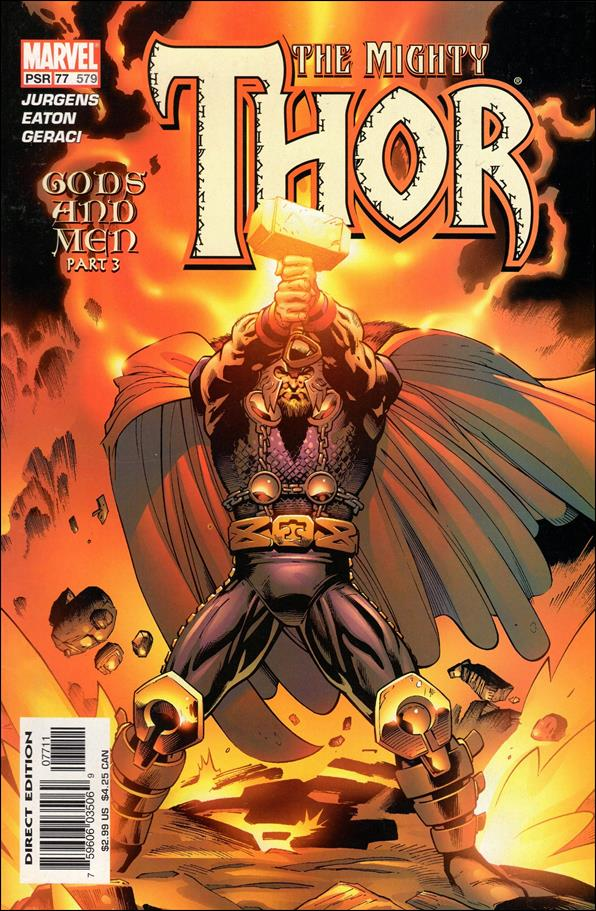 Thor (1998) 77-A by Marvel
