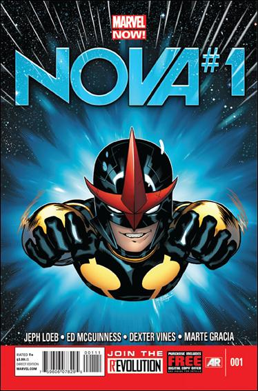 Nova (2013) 1-A by Marvel