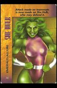 Marvel Overpower Powersurge (Base Set)nn155-A