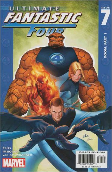 Ultimate Fantastic Four 7-A by Marvel
