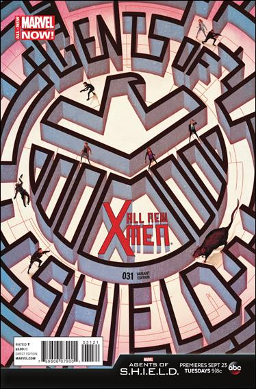 All-New X-Men (2013) 31-B by Marvel