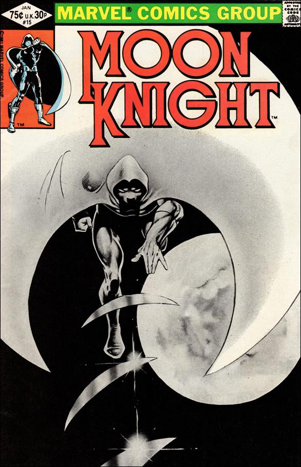 Moon Knight (1980) 15-A by Marvel