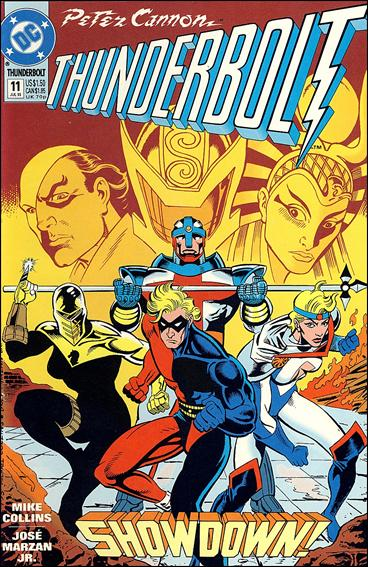 Peter Cannon-Thunderbolt 11-A by DC