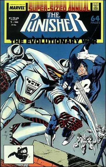 Punisher Annual 1-A by Marvel