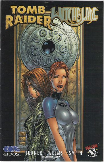 Tomb Raider/Witchblade 1-A by Top Cow