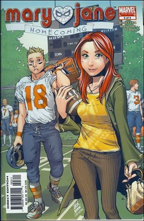 Mary Jane: Homecoming 3-A