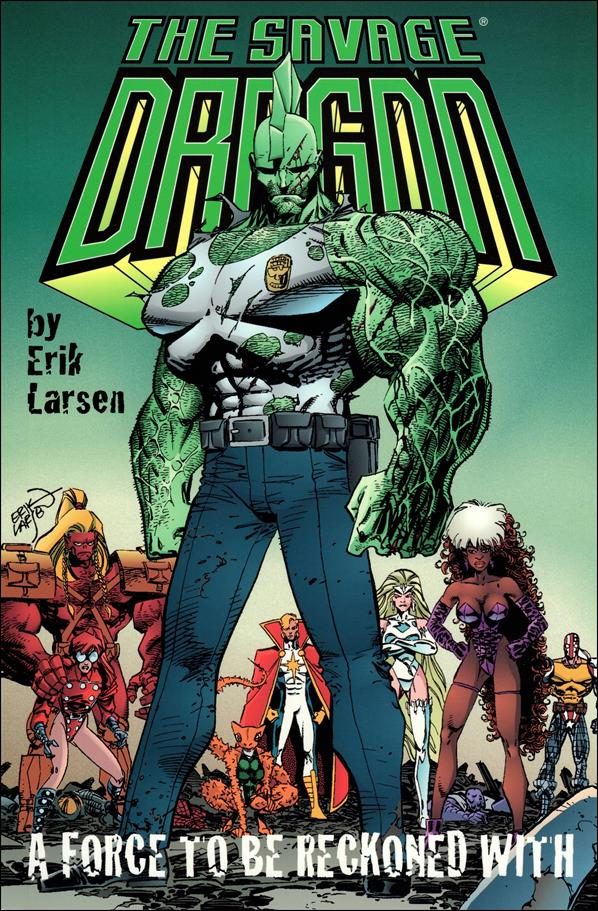 Savage Dragon: A Force to Be Reckoned With nn-A by Image