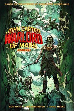John Carter: Warlord of Mars (2014) 13-D