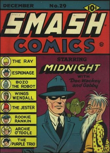 Smash Comics (1939) 29-A by Quality