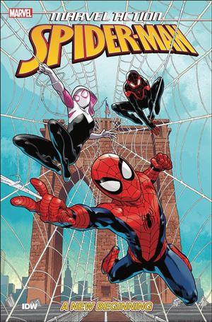 Marvel Action: Spider-Man 1-A
