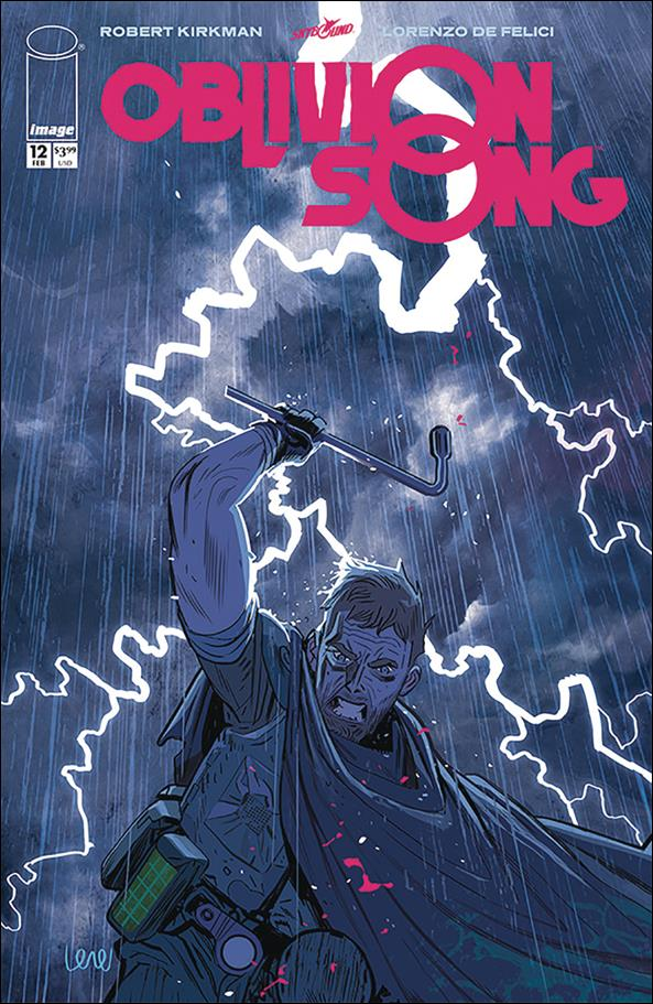 Oblivion Song 12-A by Skybound Entertainment