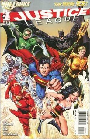 Justice League (2011) 1-M