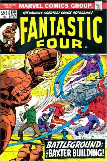 Fantastic Four (1961) 130-A by Marvel
