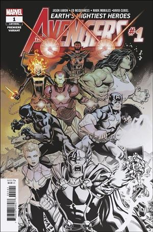 Avengers (2018/07) 1-B