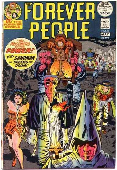 Forever People (1971) 8-A by DC