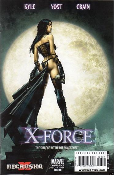 X-Force (2008) 23-B by Marvel