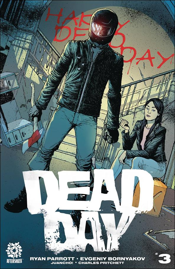 Dead Day 3-A by AfterShock